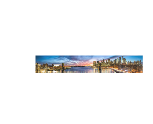 Echtglas-Rueckwand-New-York-Brooklyn-Bridge-Manhatten-Skyline